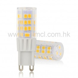G9 Base LED Bulb 45*SMD2835 Chip  1 PCS 3.5 W AC 120V or 230V RA90
