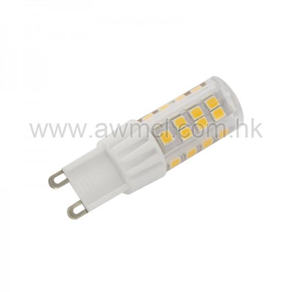 LED G9 Bulb 3.5 W ETL AC 120 or 230V 45  SMD2835 Chip Warm White Cool White 6Pack