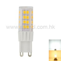 G9 Base LED Bulb 52*SMD2835 Chip  1 PCS 3.5 W AC85-265V Lamp No Flicker