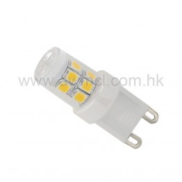G9 Base LED Bulb Mini Size 15*SMD2835 Chip  1 PCS 2W AC 230V Lamp