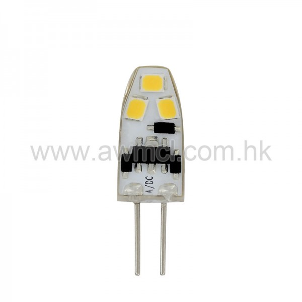 LED Bulb 1W G4 6 PCS 2835 SMD AC DC 12V Light 6Pack
