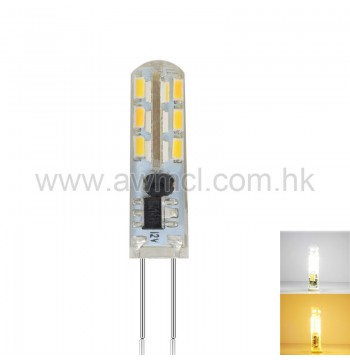 LED Bulb G4 1.5W 24 PCS 3014 SMD AC DC 12V Light 6Pack