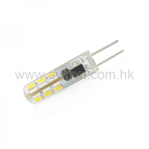 LED Bulb G4 1.5W 24 PCS 3014 SMD AC DC 12V Light 6Pack