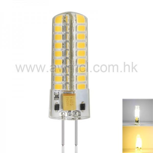 LED Bulb G4 4W 72 PCS 2835 SMD AC DC 12V Light 6Pack