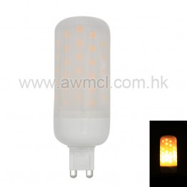 Flame Effect Fire Bulb flicking G9 E12 E14 Decorative Fire Flames Light