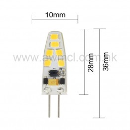 LED Bulb G4 12 PCS 2835 SMD AC DC 12V Light 6Pack