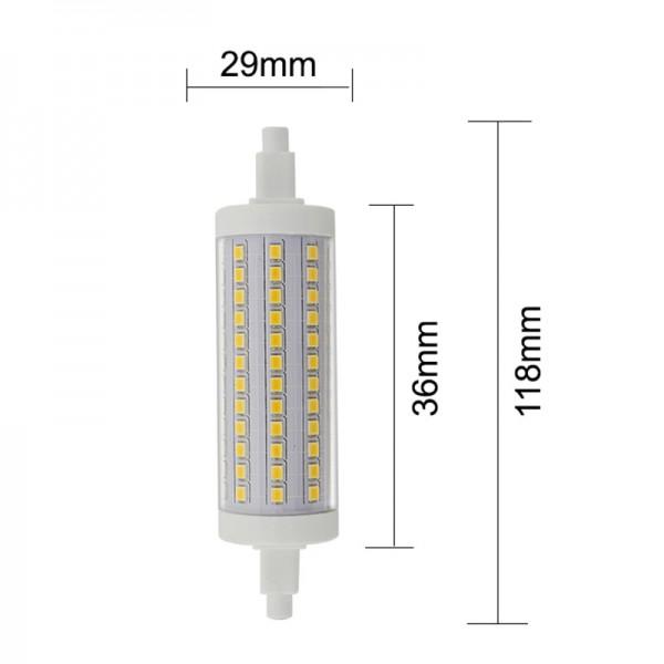 R7S LED 900-1000lm LED Corn Bulb