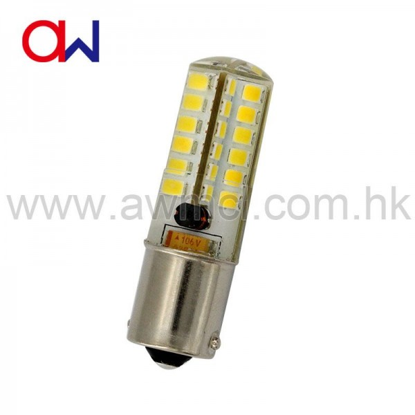 LED Corn Bulb BA15S 3W 48 PCS 2835 SMD AC DC 12V Light