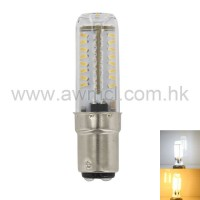 LED Corn Bulb BA15D 3W 70 PCS 3014 SMD AC120V or AC230V Light