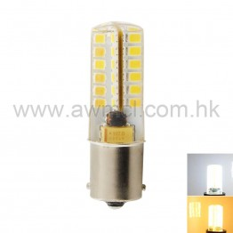 LED Corn Bulb BA15S 3W 48 PCS 2835 SMD AC DC 12V Light