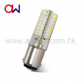 LED Corn Bulb BA15D 2.5W 64 PCS 3014 SMD AC120V or AC230V Light