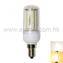 LED Corn Bulb E14 3W 72 PCS 2835 SMD AC 230V Light
