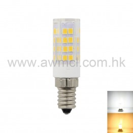 LED Ceramic Bulb E14 4W 51 PCS 2835 SMD AC120V AC230V Light