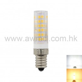 LED Ceramic Bulb E14 7W 51 PCS 2835 SMD AC230V Light