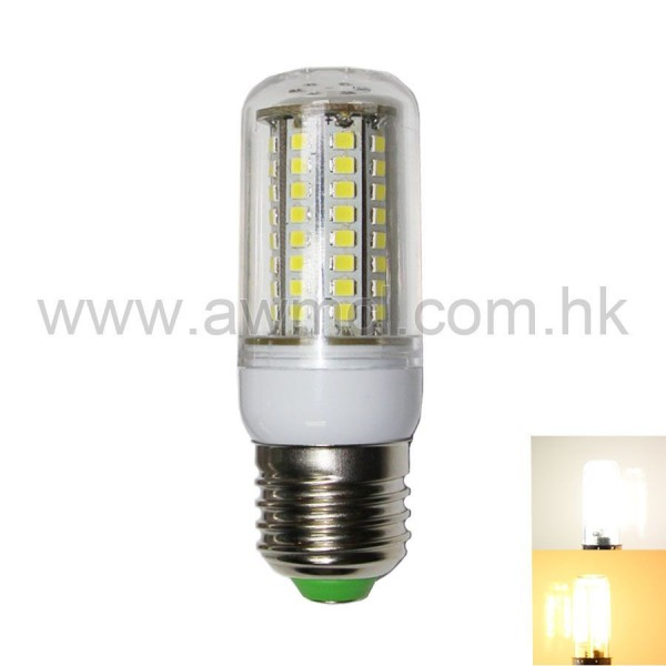 LED Corn Bulb E27 3W 72 PCS 2835 SMD AC230V Light