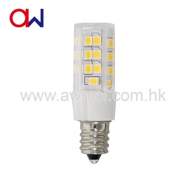 LED Corn Bulb E12 3.5 W 45 PCS SMD  AC 120V ETL  Light