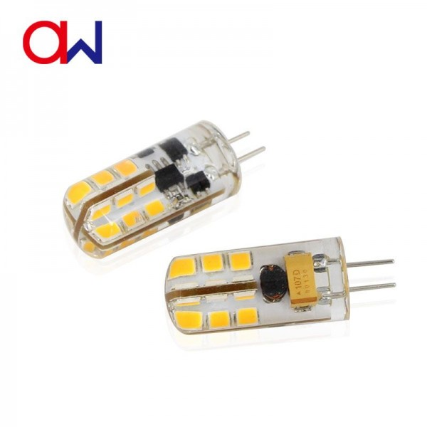 LED Corn Bulb G4 3W 24 PCS 2835 SMD AC DC 12V Light 6Pack