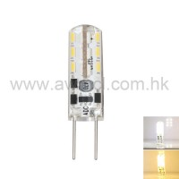 LED Corn Bulb G4 1.5W 24 PCS 3014 SMD AC DC 12V Light 6Pack