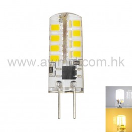 LED Bulb G4 2W 32 PCS 2835 SMD AC120V or AC230V Light