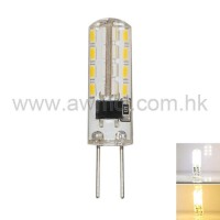 LED Bulb G4 1.5W 32 PCS 3014 SMD AC120V or AC230V Light 6Pack