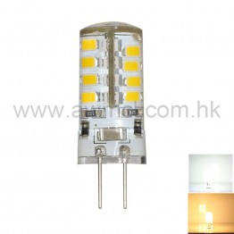LED Bulb G4 3W 36 PCS 2835 SMD AC120V or AC230V Light