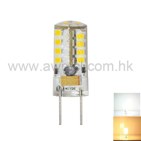 LED Corn Bulb G4 3W 36 PCS 2835 SMD AC DC 12V Light 6Pack