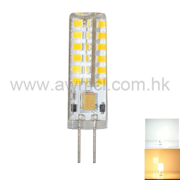 LED Corn Bulb G4 4W 48 PCS 2835 SMD AC DC 12V Light 6Pack