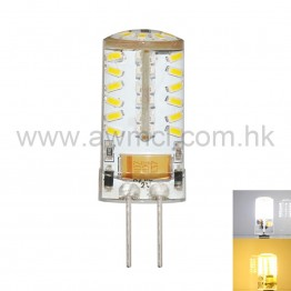 LED Corn Bulb G4 3W 57 PCS 3014 SMD AC DC 12V Light 6Pack