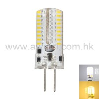 LED Corn Bulb G4 3W 72 PCS 3014 SMD AC DC 12V Light 6Pack