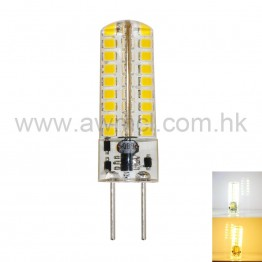LED Bulb G4 4W 72 PCS 2835 SMD AC DC 12V Light
