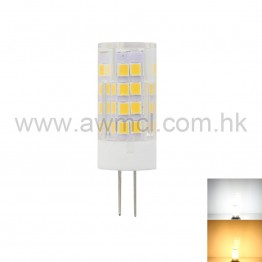 LED Ceramic Bulb G4 4W 51 PCS 2835 SMD AC120V AC230V Light