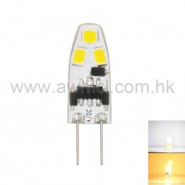 LED Bulb 1W G4 6 PCS 2835 SMD AC DC 12V Light