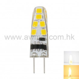 LED Bulb G4 12 PCS 2835 SMD AC DC 12V Light