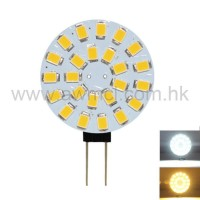 PCB LED Light G4 2W 24PCSx2835 SMD DC12V Light 6Pack