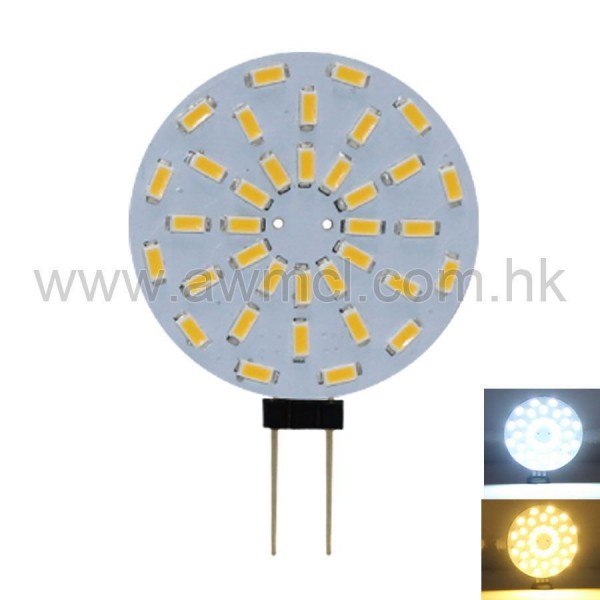 PCB LED Light G4 2W 36PCSx3014 SMD ACDC12V Light 6Pack