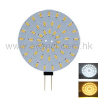 PCB LED Light G4 3W 48PCSx3014 SMD ACDC12V Light 6Pack