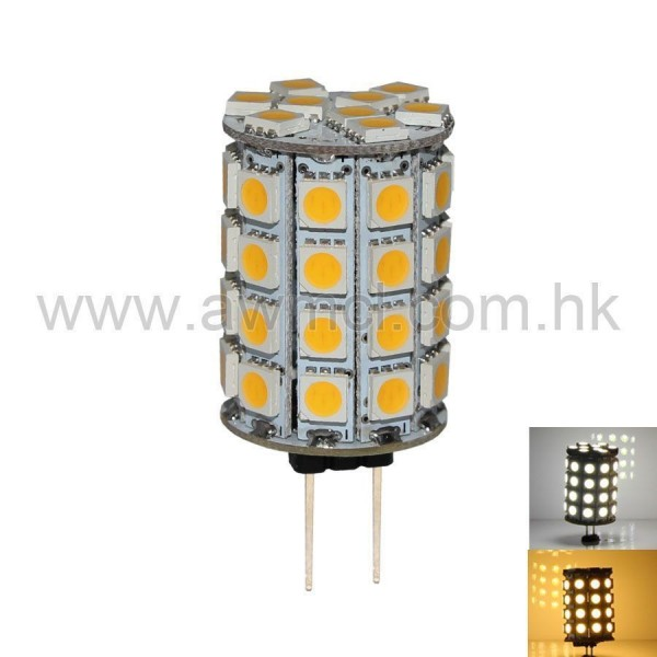 PCB LED Light G4  49x5050 SMD ACDC12V Light 6Pack