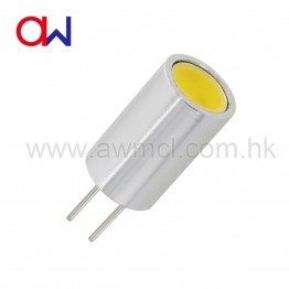 LED Aluminum G4 1.5W 1 PCS COB ACDC 12V Light