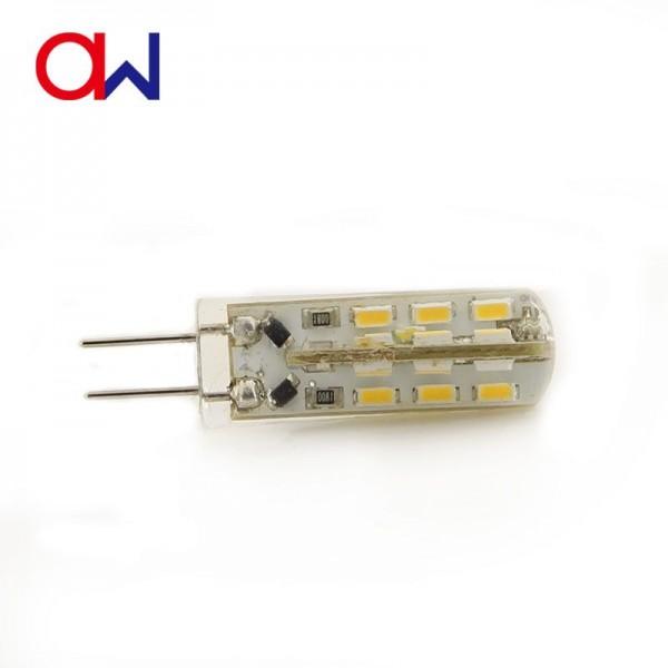 LED Corn Bulb G4 1.5W 24 PCS 3014 SMD DC 12V Light 6Pack