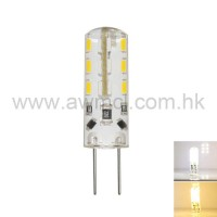 LED Corn Bulb G4 1.5W 24 PCS 3014 SMD DC 12V Light 6Pack