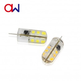 LED Corn Bulb G4 3W 24 PCS 2835 SMD DC 12V Light 6Pack