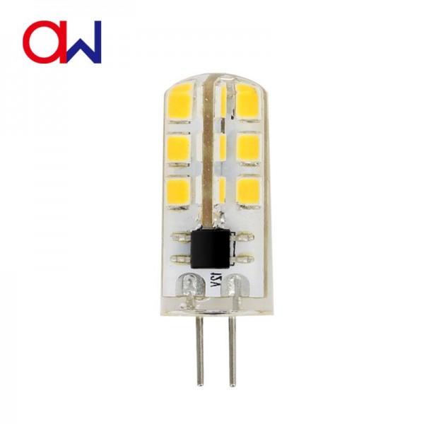 LED Corn Bulb G4 3W 24 PCS 2835 SMD DC 12V Light 6Pack