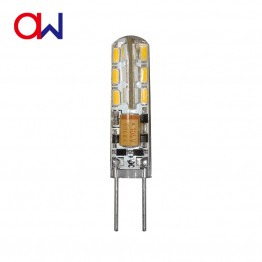 LED Bulb G4 1.5W 24 PCS 3014 SMD AC DC 12V Light