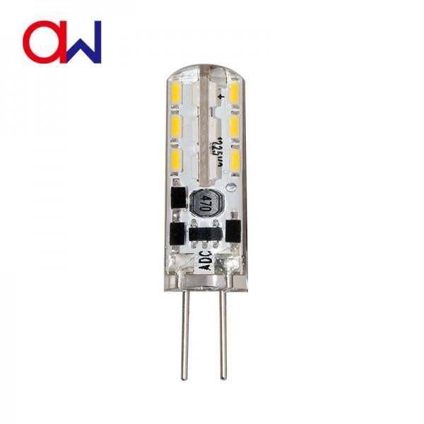 LED Corn Bulb G4 1.5W 24 PCS 3014 SMD AC DC 12V Light 6Pack