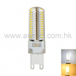LED Corn Bulb G9 5W 104 PCS 3014 SMD AC230V Light 6Pack