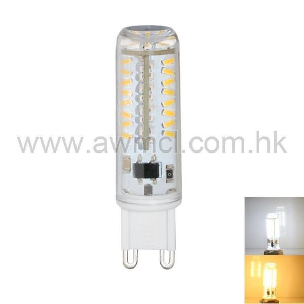 LED Corn Bulb G9 3W 70 PCS 3014 SMD AC230V Light