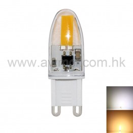 LED G9 Bulb 1.6W  AC 230V  1 PC Epistar COB Chip