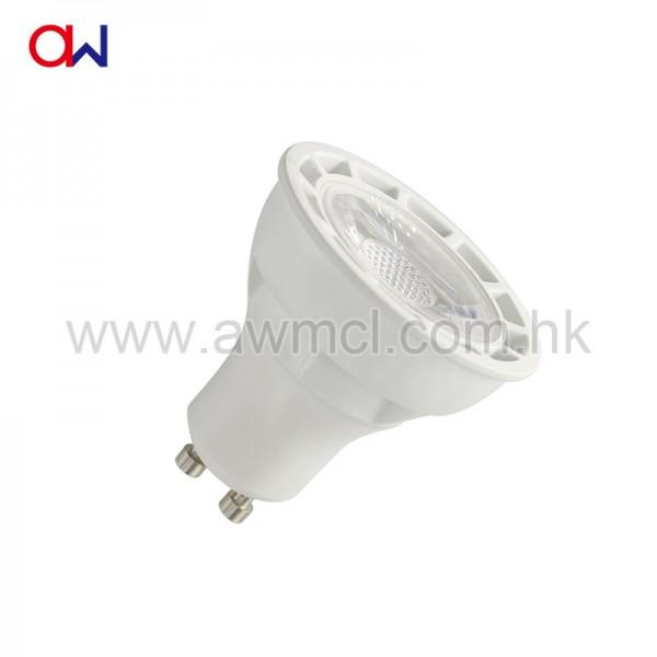 Epistar COB CRI95 LED Bulb GU10 5W AC85-265V Light 1 Pack 6Pack