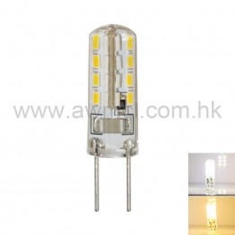 LED Corn Bulb GU5.3 1.5W 32 PCS 3014 SMD AC120V or AC230V Light