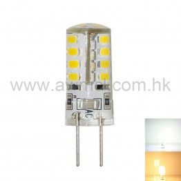 LED Corn Bulb GU5.3 3W 36x2835 SMD 2700-3200K/6000-7000K AC120V or AC230V Light